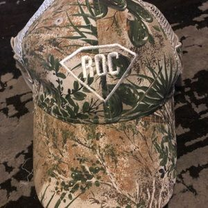 Other - ROC Trucker Mesh Hat $15